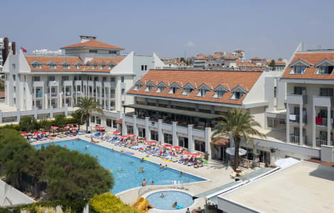 Seher Sun Beach - All Inclusive Hotel