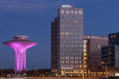 Hotel Best Western Malmo Arena Hotel