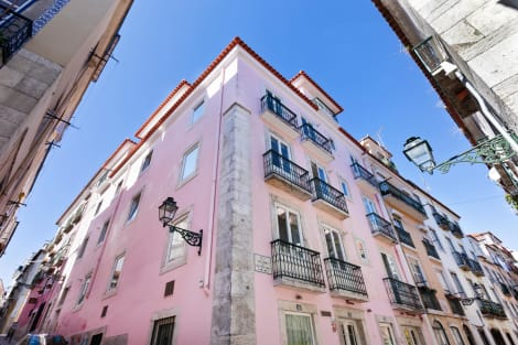 Hotel Hello Lisbon Bairro Alto Apartments