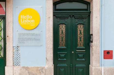 Hotel Hello Lisbon Rossio Collection Apartments