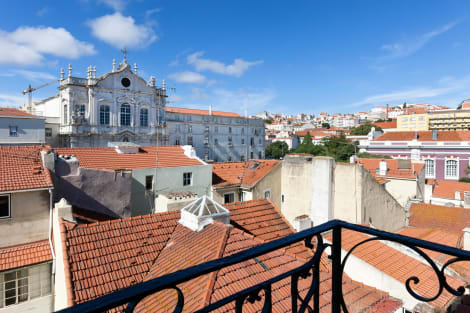 Hotel Hello Lisbon Sao Bento Valley Boutique Apartments