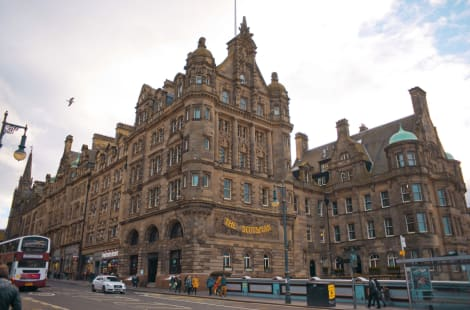Hotel The Scotsman Hotel