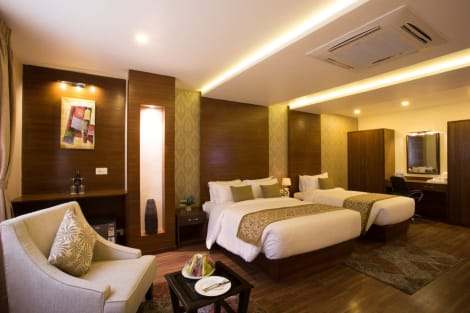 Hotel Yatri Suites and Spa, Kathmandu