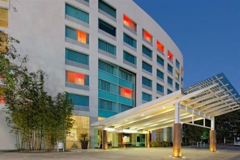Hotel Crowne Plaza VILLAHERMOSA