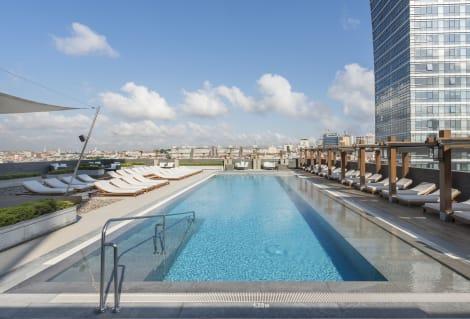 Hotel Hilton Istanbul Bomonti Hotel & Conference Center