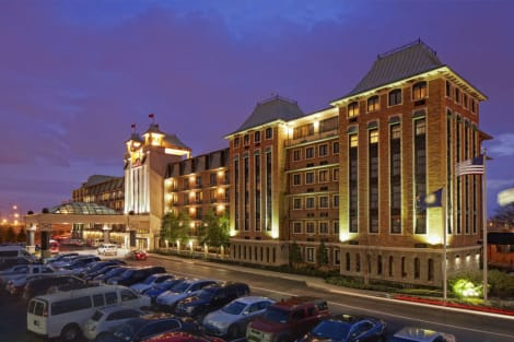 Crowne Plaza LOUISVILLE AIRPORT EXPO CTR Hotel