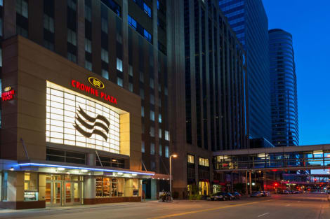 Hotel Crowne Plaza Minneapolis Northstar Downtown