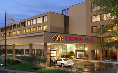 Hotel Crowne Plaza INDIANAPOLIS-AIRPORT