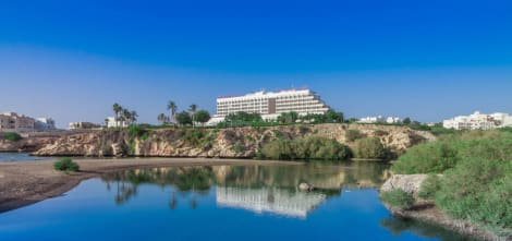 Crowne Plaza MUSCAT Hotel