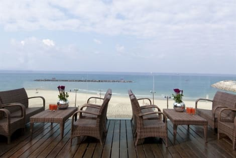 HotelCrowne Plaza TEL AVIV BEACH