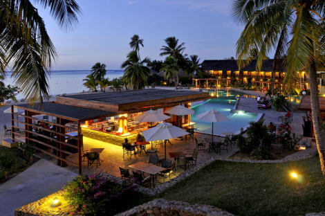 Hotel InterContinental Hotels RESORT AND SPA MOOREA