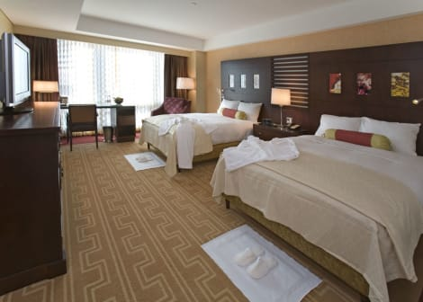 InterContinental Hotels BOSTON