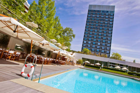 Hotel InterContinental Hotels GENEVE