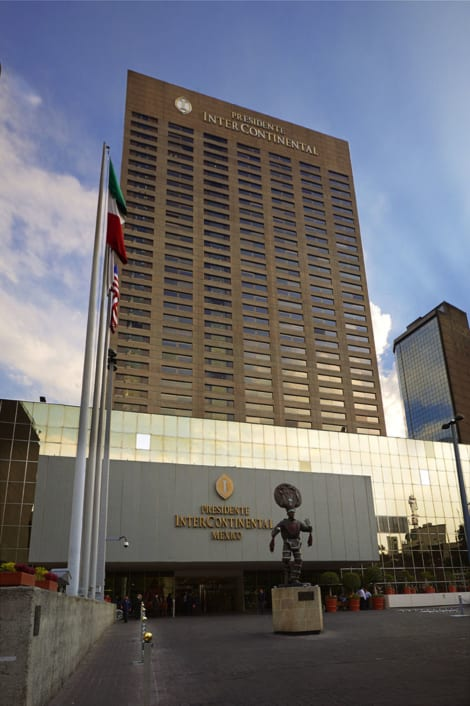 InterContinental Hotels PRESIDENTE MEXICO CITY