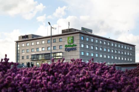 Holiday Inn Express BRADFORD CITY CENTRE Hotel