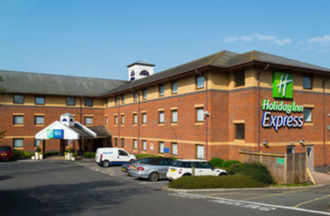 Hotel Holiday Inn Express EXETER M5, JCT. 29
