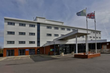 Holiday Inn Express FOLKESTONE - CHANNEL TUNNEL Hotel