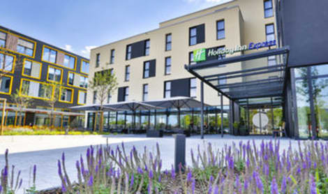 Holiday Inn Express KARLSRUHE - CITY PARK Hotel