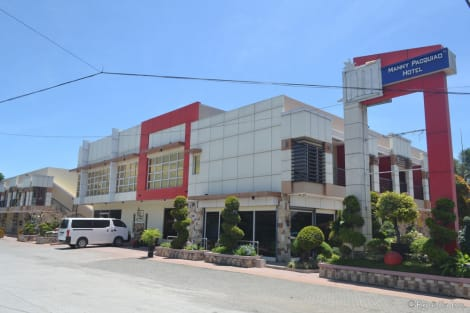 Hotel Roadhaus Hotel - The Manny Pacquiao Hotel