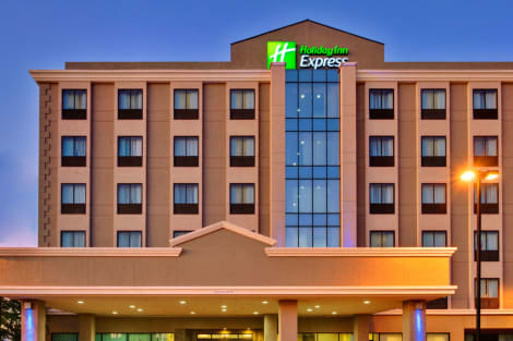 Hotel Holiday Inn Express LOS ANGELES - LAX AIRPORT