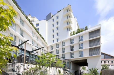 Holiday Inn Express MARSEILLE - SAINT CHARLES Hotel