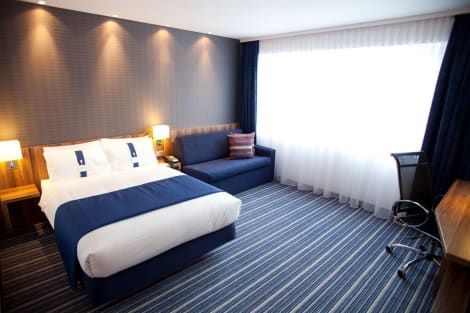 Holiday Inn Express NUREMBERG CITY - HAUPTBAHNHOF Hotel