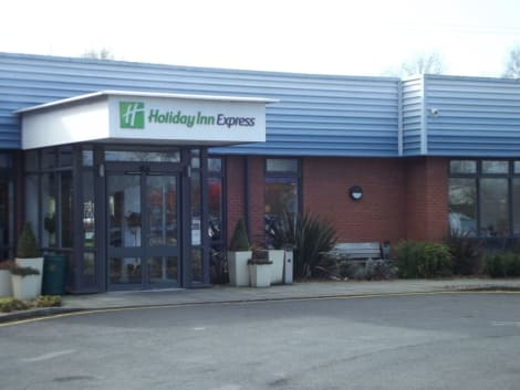 Holiday Inn Express PRESTON - SOUTH Hotel