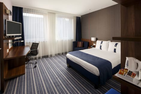 Hotel Holiday Inn Express ROTTERDAM - CENTRAL STATION