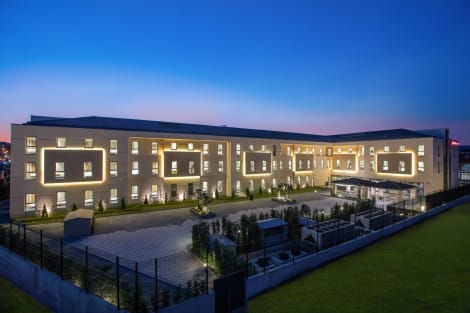 Hotel Hampton by Hilton Istanbul Zeytinburnu