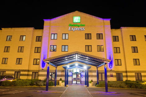 Holiday Inn Express POOLE Hotel