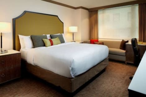 Hotel Intercontinental Hotels Chicago Magnificent Mile