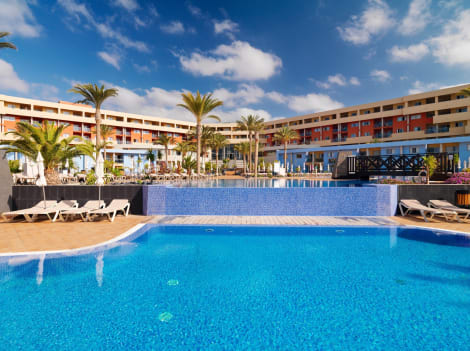 Hotel Iberostar Playa Gaviotas Park - All Inclusive