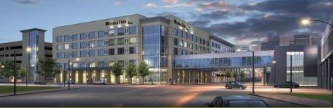 HotelDoubleTree by Hilton Evansville