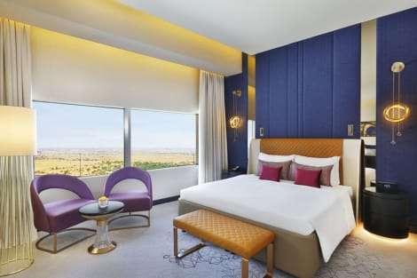 Hotel ALRAYYAN Hotel Doha, Curio Collection by Hilton