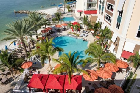 Hampton Inn & Suites Clearwater Beach Hotel