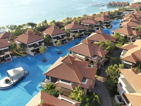 Hotel Anantara The Palm Dubai Resort