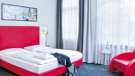 Hotel Select Hotel Berlin Checkpoint Charlie