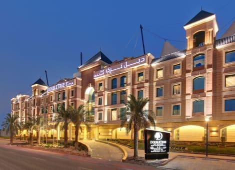 HotelDoubleTree by Hilton Hotel Riyadh - Al Muroj Business Gate