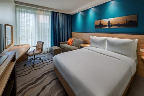 Hotel Hampton by Hilton Berlin City Centre Alexanderplatz