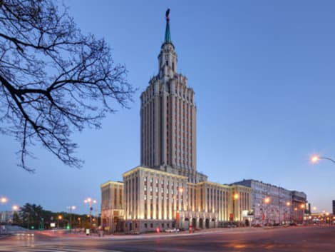 HotelHilton Moscow Leningradskaya