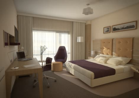 HotelDoubleTree by Hilton Hotel Oradea