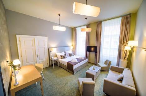 Hotel Grandium Hotel Prague
