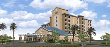 Hotel Homewood Suites by Hilton Orlando Theme Parks