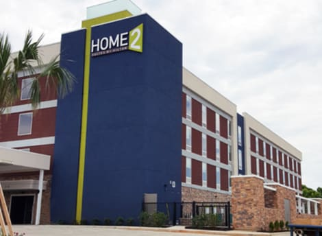 Home2 Suites by Hilton Meridian Hotel