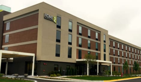 Hotel Home2 Suites By Hilton Chicago Schaumburg