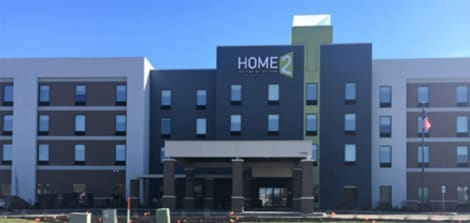 Hotel Home2 Suites by Hilton Evansville, IN
