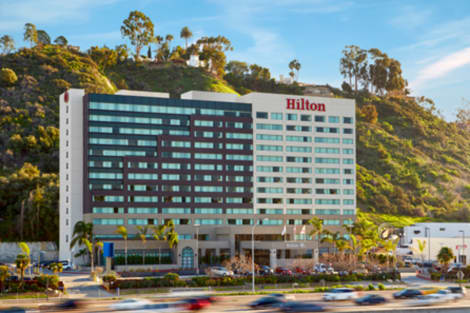 Hotel Hilton San Diego Mission Valley