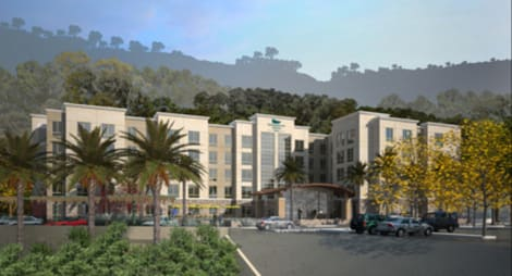 Hotel Homewood Suites by Hilton San Diego Mission Valley/Zoo
