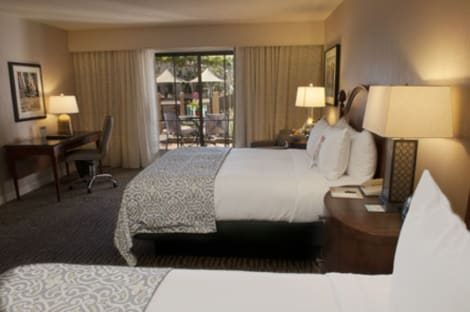 The Fess Parker Santa Barbara Hotel - a DoubleTree Resort by Hilton Hotel