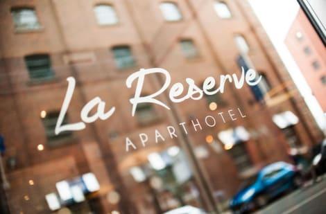 HotelLa Reserve Aparthotel